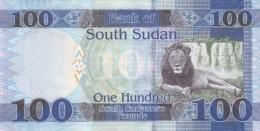 SOUTH SUDAN P. 10 100 P 2011 UNC - Zuid-Soedan