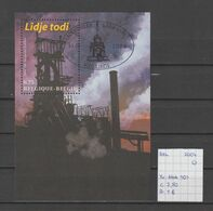 België 2004 - Yv. Blok 101 - OCB Blok 111 Gest./obl./used - Blocks & Sheetlets 1962-....