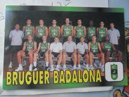 Bruguer Badalona Basket Ball Baloncesto - Klein Formaat: 1991-00