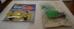 RENAULT ELF RS 10/14 1979 ET MATRA BRM 620 OFFERT PAR AGIP Dans Leurs Emballage D'origine - Unclassified