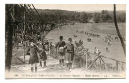 FRANCE - LE TOUQUET-PARIS-PLAGE.  Le Concours Hippique - Horse Racing - Le Touquet