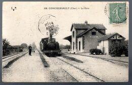 Concressault, La Gare - Sonstige Gemeinden
