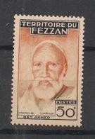 Fezzan - 1951 - N°Yv. 67 - Bey Ahmed 50f Orange - Neuf Luxe ** / MNH / Postfrisch - Fezzan (1943-1951)