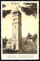 ARDENNES - Hautes Fagnes - Observatoire De BOTRANGE - Circulé - Circulated - Gelaufen - 1951. - Waimes - Weismes