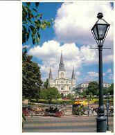 New Orleans - St Louis - Cathédrale / Non Circulée - New Orleans