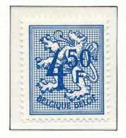 NB - [151318]SUP//**/Mnh-N° 1745, 4,50F Bleu, Lion Héraldique, SNC - 1951-1975 Leone Araldico