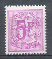 NB - [151363]SUP//**/Mnh-N° 1756P4, 5F Violet, Lion Héraldique Polyvalent, SNC - 1951-1975 Heraldic Lion