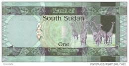 SOUTH SUDAN P.  5 1 P 2011 UNC (2 Billets) - Zuid-Soedan