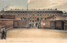 Lisieux (14) - La Caserne Delaunay - 48 LL - Lisieux