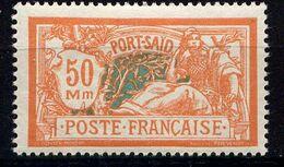 PORT-SAÏD - N° 83* - TYPE MERSON - Port-Saïd (1899-1931)