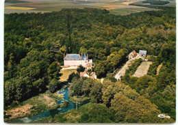 45* ESTOUYCPM (10x15cm)  Le Chateau De Bouville - Otros Municipios