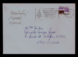 PORTUGAL Madeira Island Funchal City - XXXII Int. Congress Aeronhautic +spacial Médicine -cosmos Cosmonautic 1964 Sp6975 - Airplanes