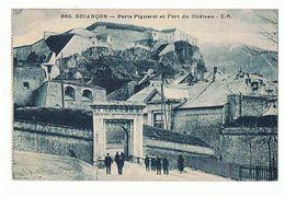 05 - BRIANCON - Porte Pignerol Et Fort  - 22 - Briancon