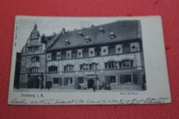 Baden Wuerttemberg Freiburg I. B. Altes Rathaus 1903 - Otros