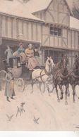 CPA CHEVAUX ,1 Carte, M.M.VIENNE.n°478. Non écrite.( Signée:Wright) - Pferde