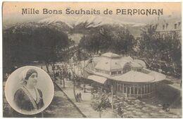 OCCITANIE PERPIGNAN : MILLE BONS SOUHAITS DE PERPIGNAN - Perpignan