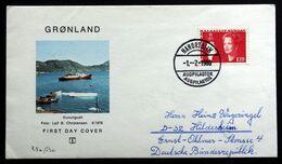 Greenland 1980 NANORTALIK 1-7-1980 AUGPILAGTOK ( Lot 112) - Groenland