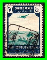 COLONIAS ESPAÑOLAS Y DEPENDENCIAS ( IFNI PROTECTORADO ESPAÑOL ) SELLO AÑO 1943 VALOR 0'60 CENTIMOS - Ifni