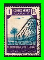 COLONIAS ESPAÑOLAS Y DEPENDENCIAS ( IFNI PROTECTORADO ESPAÑOL ) SELLO AÑO 1943 VALOR 1 PESETA - Ifni