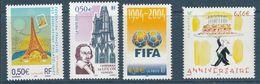 FRANCE NEUF N° 3671, 3688, 3685 ET 3712 - France