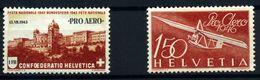 Suiza (Aéreos) Nº 34A, 40. Año 1941/46 - Posta Aerea