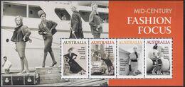 Australia 2020 Fashion Focus Mint Never Hinged - 2010-... Elizabeth II
