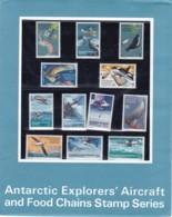 Australian Antarctic Territory 19739 SC L23-34 Mint Never Hinged - Australian Antarctic Territory (AAT)
