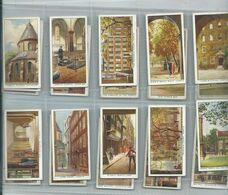 Churchman's Cigarette Cards Full Set The Inns Of Court. Set Of 25 Scarce. - Churchman