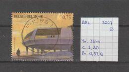 België 2007 - Yv. 3644 - OCB 3661 Gest./obl./used - Belgium