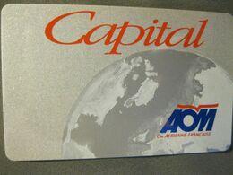 """Carte De Credit Avion """"point Miles"""" - Cartes De Crédit (expiration Min. 10 Ans)"""