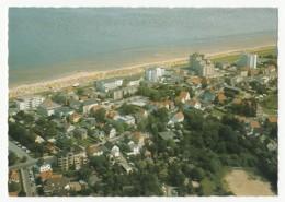 Nordseeheilbad Cuxhaven-Duhnen - Ortskern - Luftaufnahme - Cuxhaven
