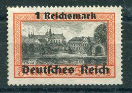 Deutsches Reich - Michel 728x Pfr.**/MNH - Allemagne