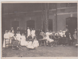 82 - MONTAUBAN - Hopital Auxilaire 105 - Novembre 1914 - Photo 18/13cm - Montauban