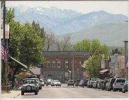 HALFWAY Oregon, Baker County - Panorama With Wallowa Mountains - Etats-Unis