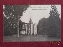 CPA - Saint-Pierre-de-Plesguen - Le Château Du Pas-de-Plesguen - Francia