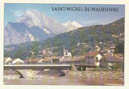 CPM  Saint Michel De Maurienne - Saint Michel De Maurienne