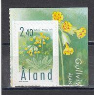 Aland 1999 - Plants, Mi-Nr. 156, MNH** - Aland
