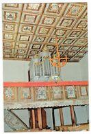 CP1329 Romania Luna De Sus Magyarlóna Deutschdorf Orgue Orgel Organ - Iglesias Y Catedrales