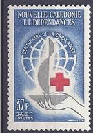 NEW CALEDONIA...1963:RED CROSS Yvert312mnh** Cat.Value$13 - Unused Stamps