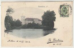 Lettland Samiten Zemite Mitau 1903 - Lettonie