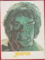 Autocollant Aufkleber Lou Ferrigno Marvel Comics Character The Incredible Hulk  Sticker 1978 TV Series - Adesivi