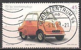 Deutschland  (2002)  Mi.Nr.  2289  Gest. / Used  (10ga30) - Used Stamps