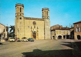 32 VALENCE-SUR-BAISE - L'Eglise Et La Place - France