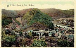 CPA  BOHAN-sur-SEMOIS : La Roche - La Dame - Vresse-sur-Semois