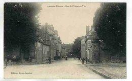 NOGENT SUR SEINE - RUE DE L'ETAPE AU VIN - ANCIENNE POTERNE - Nogent-sur-Seine