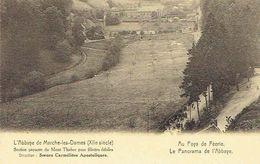 CPA  L'Abbaye De Marche-les-Dames : Au Pays De Féerie - Le Panorama De L'Abbaye - Namur