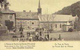 CPA  L'Abbaye De Marche-les-Dames : Au Pays De Féerie - La Façade Sud De L'Abbaye - Namur