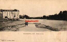 Villeneuve-sur-Lot - Moulin Du Lot - Villeneuve Sur Lot
