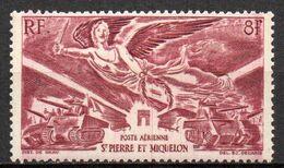 Col17 Colonie SPM Saint Pierre & Miquelon PA N° 11 Neuf XX MNH   Cote 2,30€ - Neufs