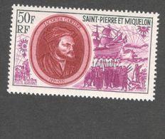 ST:PIERRE&MIQUELON....1970: Yvert  PA51mnh** Full,original Gum  Cat.Value38Euros($43) - Nuovi